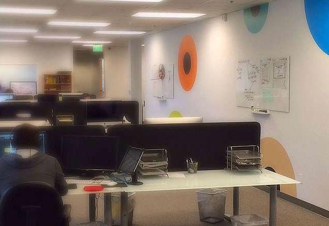 Inside EYEMAGINE's Office