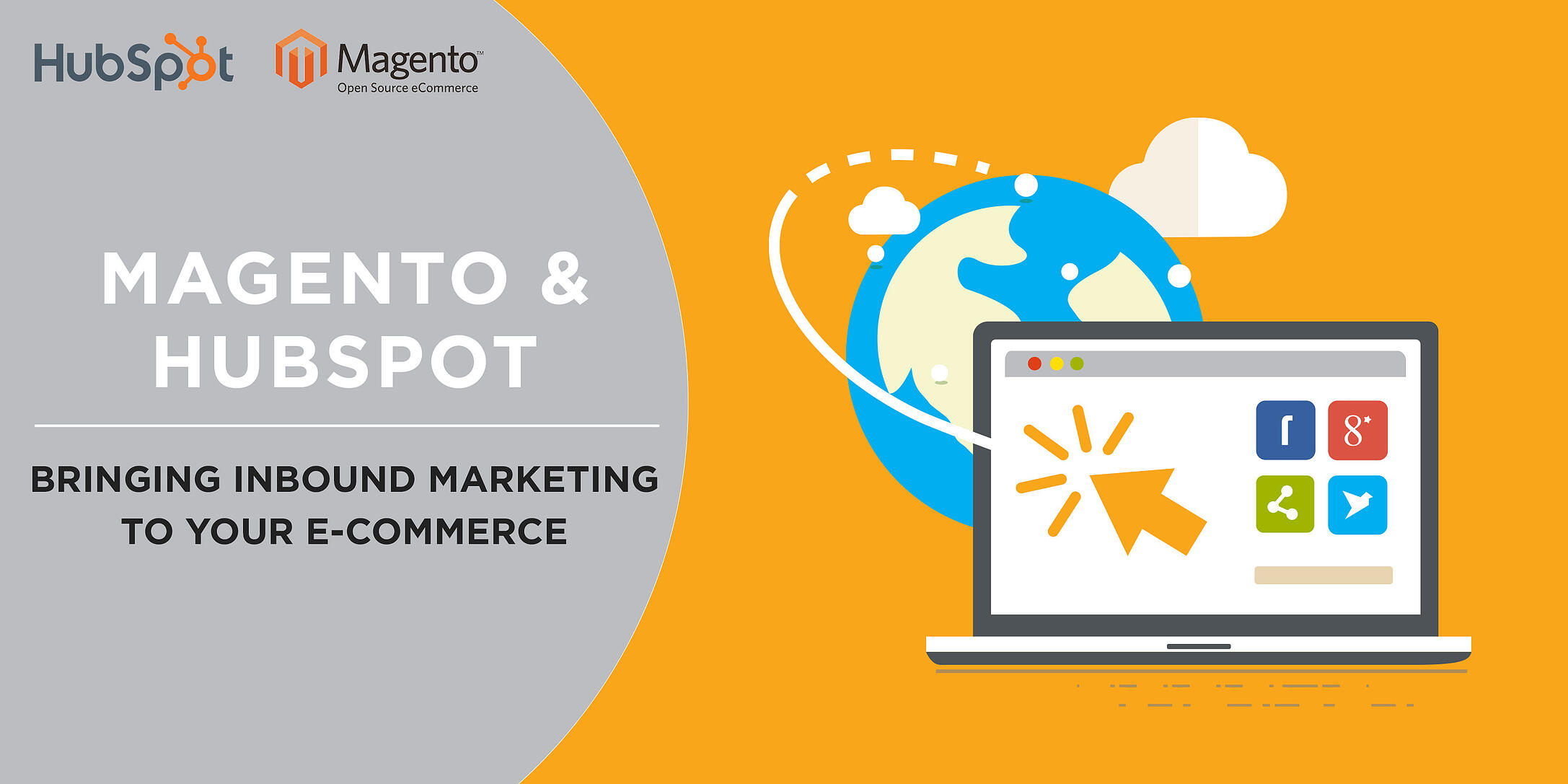 Magento and Hubspot Integration