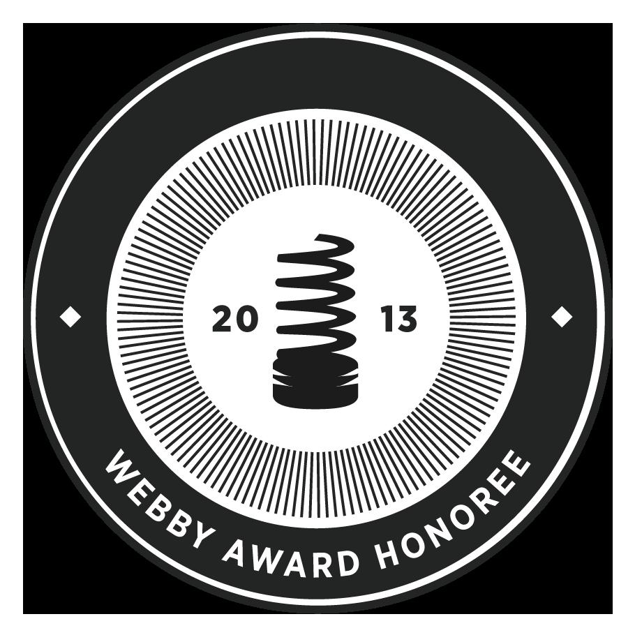 Webby Honoree Winner EYEMAGINE Braven