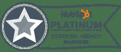 HubSpot Platinum Partner - EYEMAGINE