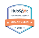HubSpot Top Digital Agency Los Angeles 2019 - EYEMAGINE