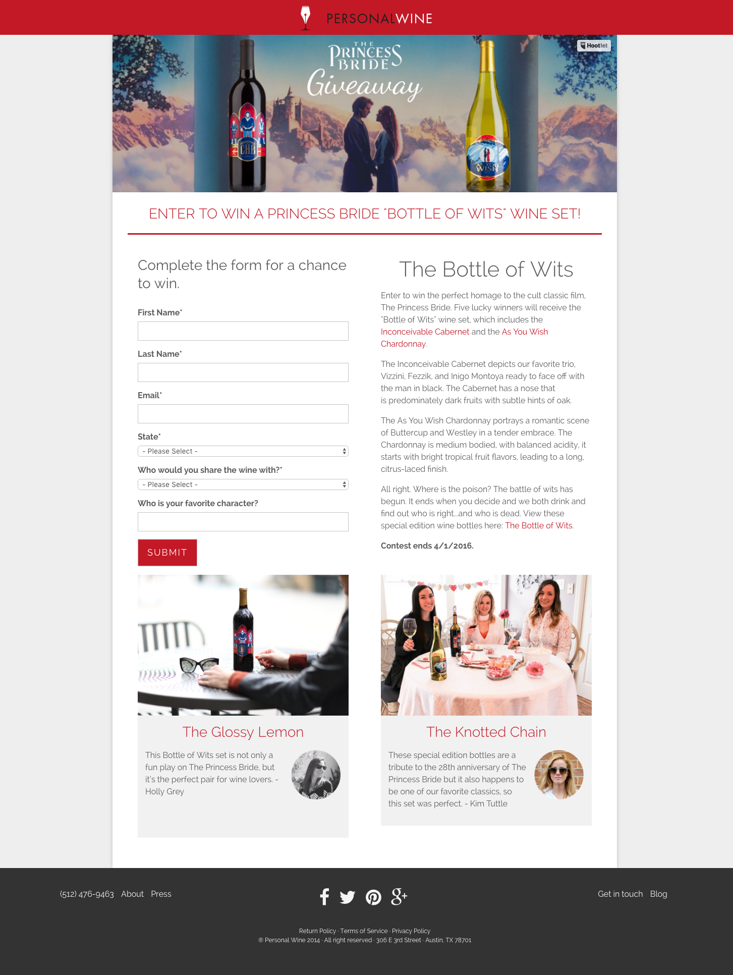 Custom HubSpot Landing Page Design