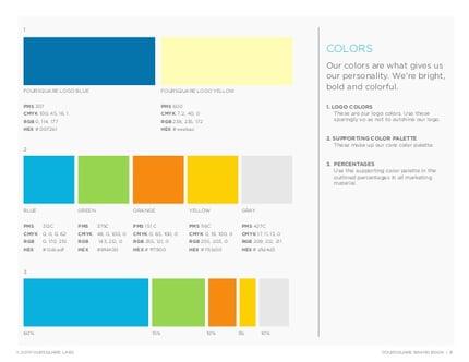 brand guidelines-foursquare