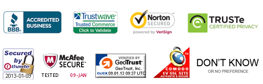 seals of trust for ecommerce sites