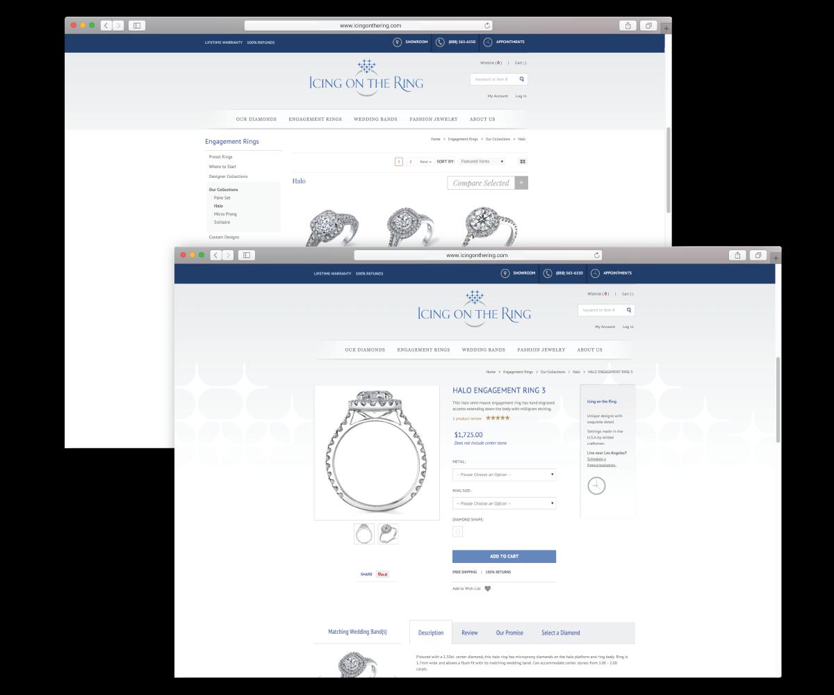 eyemagine bigcommerce website development