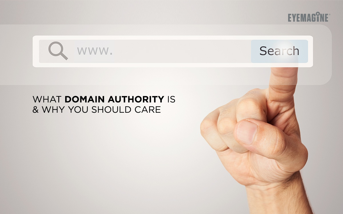 What Domain Authority Is And Why You Should Care