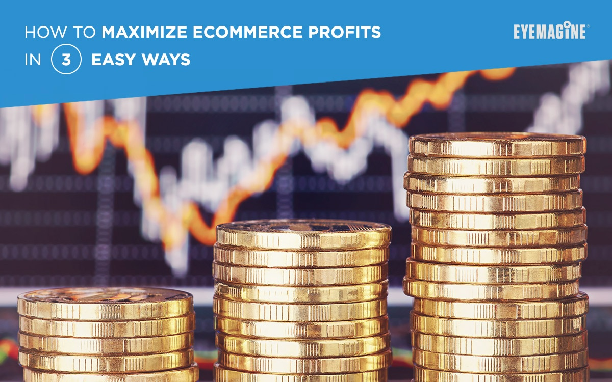 How To Maximize eCommerce Profits in 3 Easy Ways