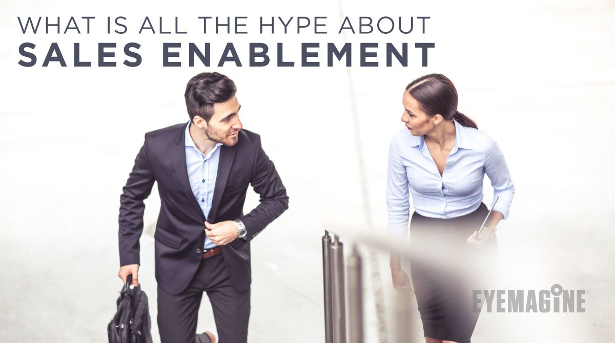 What is All the Hype About Sales Enablement