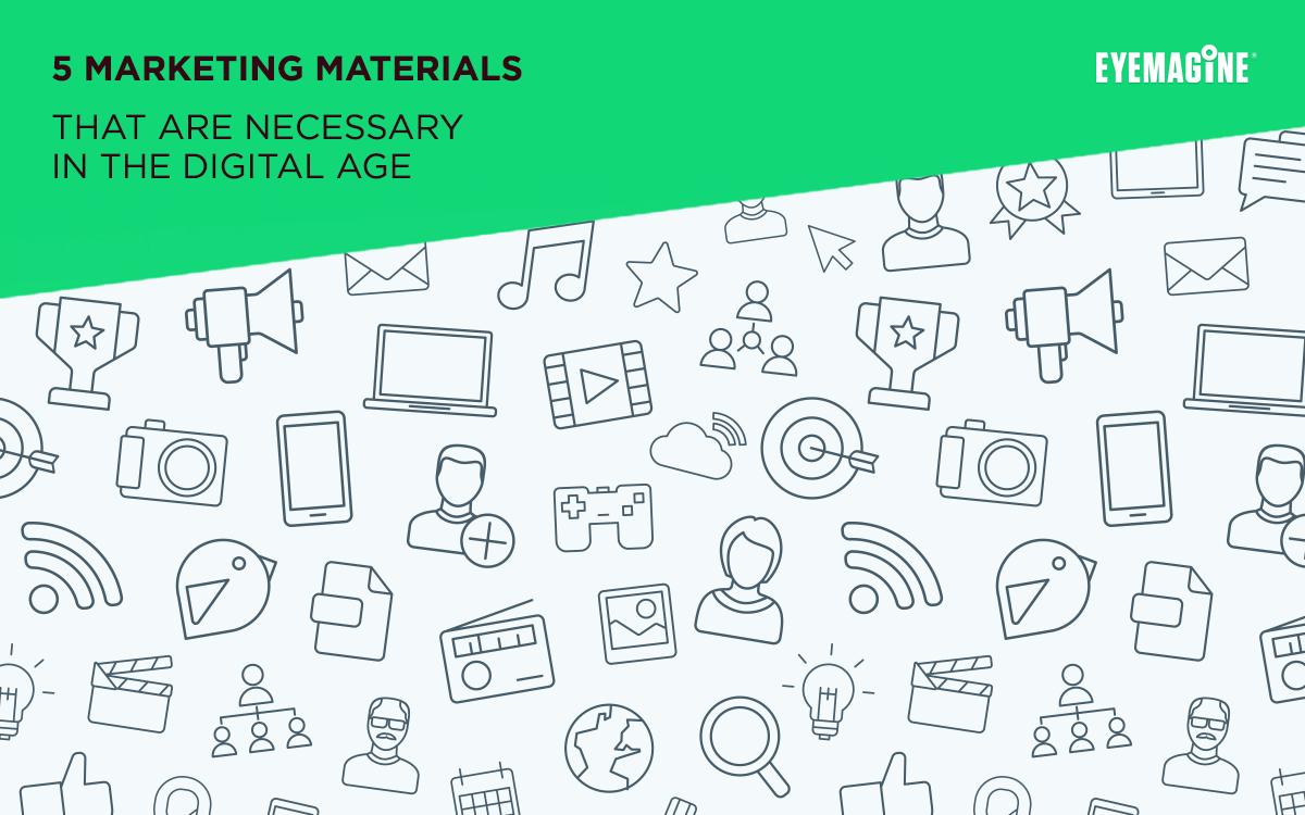 Eyemagine blog relationship commerce ecommerce for Digital marketing materials
