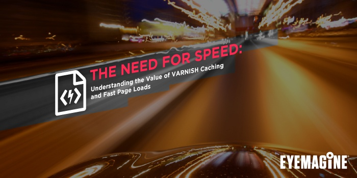 eCommerce Needs Speed: The Value of VARNISH Cache and Fast Page Loads