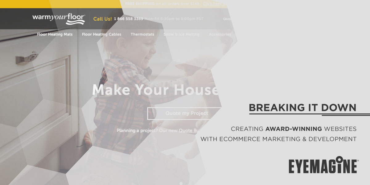 Create Award-Winning Sites With eCommerce Marketing & Development