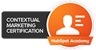Hubspot Contextual Marketing Certification at EYEMAGINE