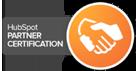 Hubspot Parter Certification at EYEMAGINE
